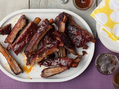 The Neelys' Wet BBQ Ribs