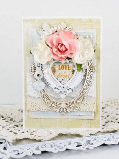 Romantic card - Scrapbook.com