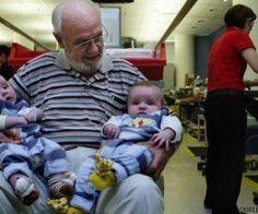 Unglaublich: Dank einer medizinischen Besonderheit war es einem 78-jährigen Mann aus Australien möglich, rund zwei Millionen Babys das Leben zu retten.