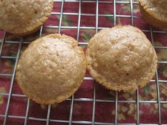 Ginger Lemon Girl: A Successful Gluten Free Master Baking Mix -and- Mini Donut Hole Muffins