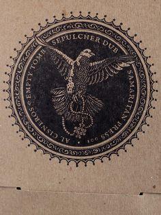 Artwork for   Al Cisneros Empty Tomb / Speulcher Dub  Samaritan Press, David V. D'Andrea