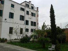 Cortile interno - collegio gesuiti Venezia