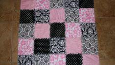 Rag quilt patterns, Jelly rolls