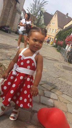 Kostenloses Schnittmuster Petticoat-Kleid von SchNÄHwittchen als e-book für Babies, Mädchen in Kategorie Kleid (62–158)