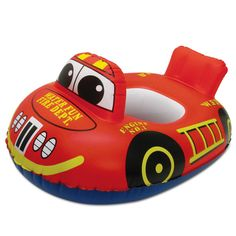 Fire Engine Baby Rider Pool Float, Mulit
