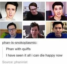 """Why are they both so damn hot, and adorably cute at the same time, like sometimes i be like """"OMG DAN/PHIL TAKE ME, JUST DO ME RIGHT NOW YOU ARE SO HAHT!"""" and then other times i be like """"OMG you guys are danm adorable and awkward, AWWWW"""""""