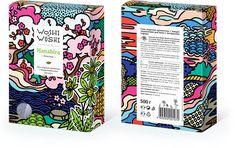 Packaging for Woshi-Woshi bath salts