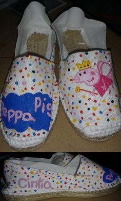 Alpargatas de Peppa Pig