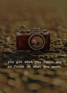 Focus focus focus!