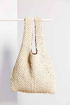 Silence + Noise Cotton Net Shopper Bag - Urban Outfitters