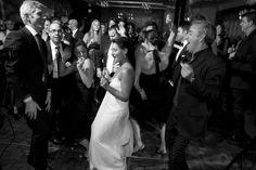 The bride getting down...Ritz Carltun, Boston, MA.