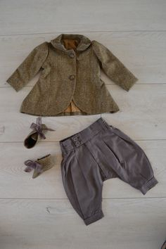 Baby outfit for autumn days