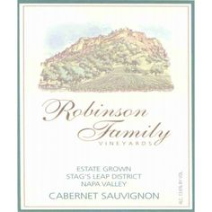 Robinson Family Vineyards Cabernet Sauvignon 2006 | Wine.com