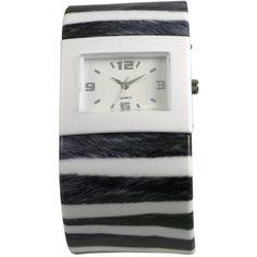 Ripe Zebra - Watch  #UniqueGifts #UnusualGifts #allgiftythings #karmakiss #YouKnowYouWantIt