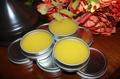 How To Make Bug Repellent Salve - http://www.ecosnippets.com/diy/how-to-make-bug-repellent-salve/