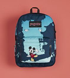 Mickey Mouse | Disney Jansport Backpack | Disney Style | Mochila Jansport Disney | @dgiiirls