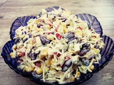Pasta Salad, Potato Salad, Macaroni And Cheese, Diet Recipes, Potatoes, Cooking, Ethnic Recipes, Food, Thermomix