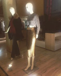 Dress yourselves with style #fashion #weeks #LFW Markus Lupfer
