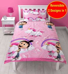 Despicable Me Minions DAYDREAM Single ROTARY Duvet STAMP