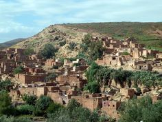 Ourika valley, Morocco