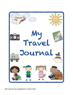 Faced with a road trip with children in tow?  I created this travel journal packet of activities when we had over two weeks of driving with three small children.  Aligned with core curriculum standards for first grade but my kids didn't care about that.  They just call it the best thing to take to show and tell ever.  You can see how I used it on my blog http://lessonsinhomeschooling.com   $5.00