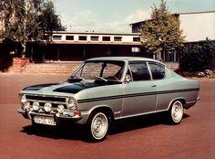 Opel Kadett B (1967)