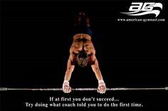 Listen to Coach Motivational - X Gymnastics Poster - Gymnastics Images, Gymnastics Posters, Amazing Gymnastics, Monday Images, Love Tweets, Gymnastics Training, Motivational, Inspirational Quotes, Monday Motivation