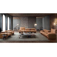 Living Room Sofa, Living Room Interior, Home Living Room, Living Room Designs, Modern Interior, Interior Architecture, Interior Design, Luxury Interior, Living Room Inspiration