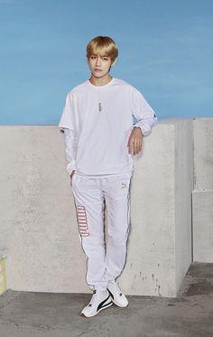 BTS  방탄소년단 PUMA 글로벌 모델 발탁 첫 영상  PUMAxBTS 6234556bf