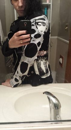 81 best goth vest images on pinterest goth goth subculture and gothic how to diy deathrock jacket for dummies solutioingenieria Images