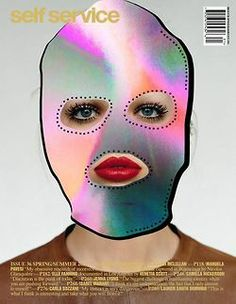 nickthomm:  Edit of Self Service MagazineIssue 36 cover By nickthommwww.nickthomm.com