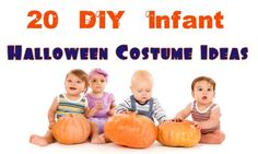 DIY Infant Halloween Costume Ideas love the sock monkey First Halloween, Creative Halloween Costumes, Holidays Halloween, Infant Halloween, Halloween Kids, Halloween Crafts, Happy Halloween, Halloween Party, Homemade Costumes