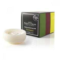Trio of traditional shaving soaps by Edwin Jagger