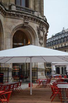 l'Opéra Restaurant ~ le café rouge ~ Paris, France