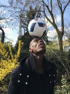 Paul Pogba by Jürgen Teller (1)