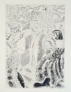"CHAS LABORDE ""Bluebeard"" - Original Copper Engraving 1928, Antique Japan Paper 15 December, Fairy Tales, This Book, Copper, Japan, Illustrations, The Originals, Antiques, Prints"