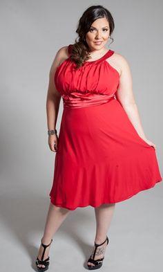 Plus size summer cocktail dress- Size 1X-5X  $95
