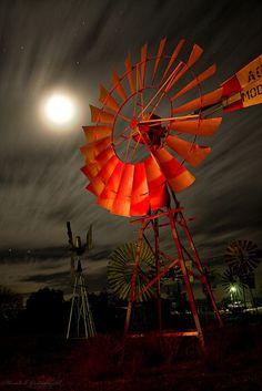 Love the windmills