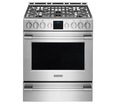 Frigidaire Professional 30'' Gas Front Control Freestanding Stainless Steel - FPGH3077RF