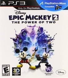 Disney Epic Mickey 2: The Power of Two – Playstation 3