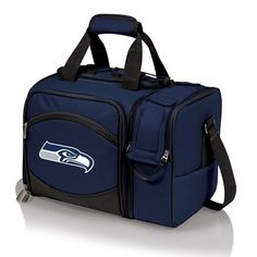 The Seattle Seahawks Malibu Picnic Cooler Tote Malibu Picnic Cooler Tote is the most convenient go-anywhere picnic pack you can find with a deluxe service for 2.
