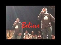 "▶ Commissioned ""Believe"" - YouTube/Gospel"