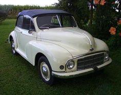 1949 Morris Minor Lowlight Convertible