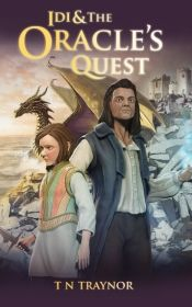 Idi & The Oracle's Quest by T N Traynor - OnlineBookClub.org Book of the Day! @OnlineBookClub