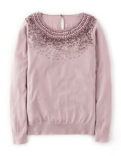 Fancy French Knot Sweater