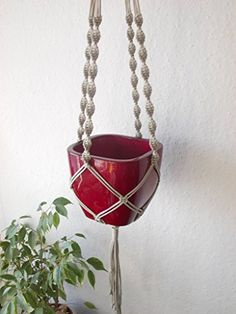 Macrame Plant Hanger ** Continue to the product at the image link.