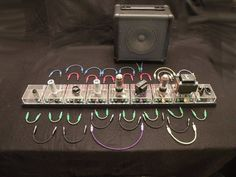 No-Solder All-Tube Modular Guitar Amp Kits