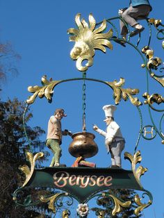 Bergsee restaurant in Titsee-Neustadt, Germany