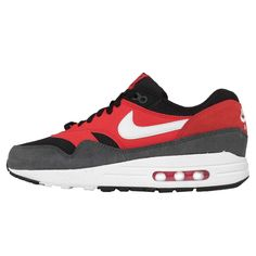 Nike Air Max 1 Grise Challenge Red Gris 44