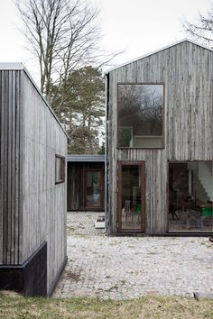Primus architects — Coop House  barn inspired